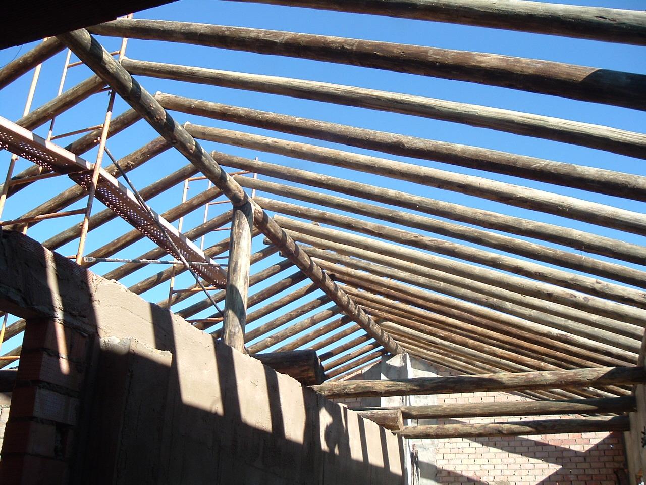 edificicación madera